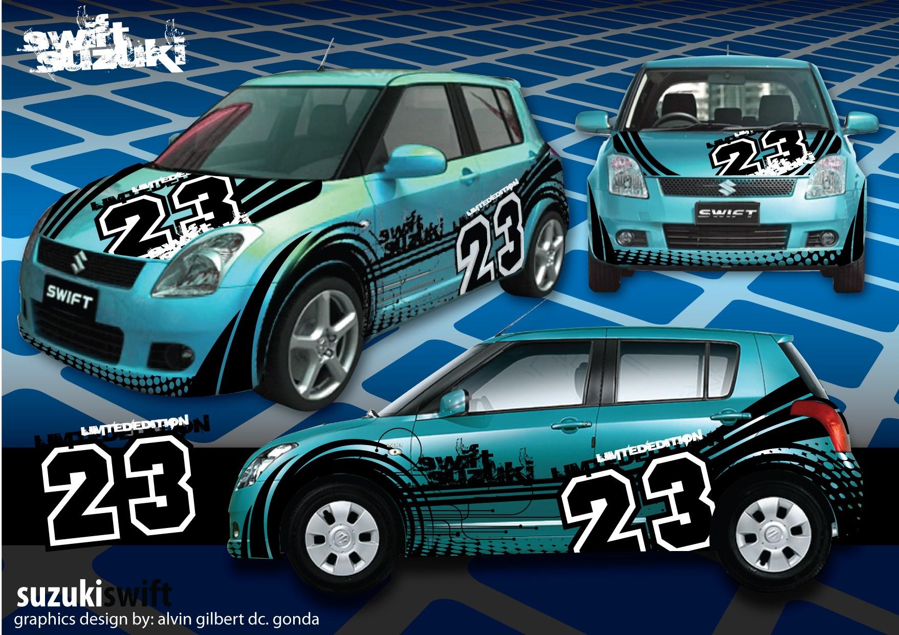 Car decals and graphics design - Auto Graphic Design