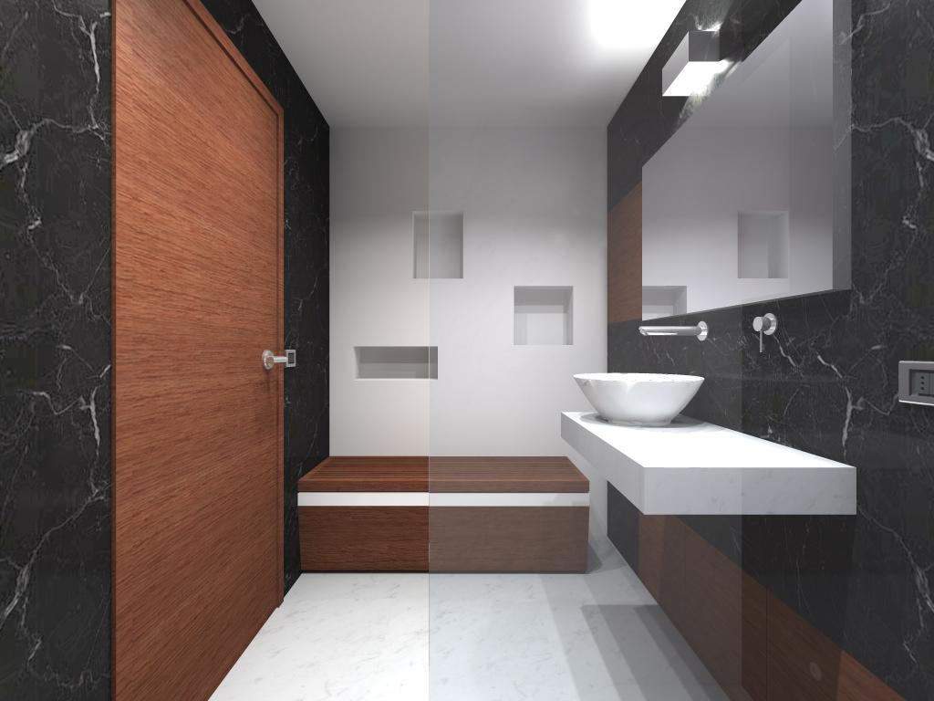 image gallery interior design for wc. Black Bedroom Furniture Sets. Home Design Ideas