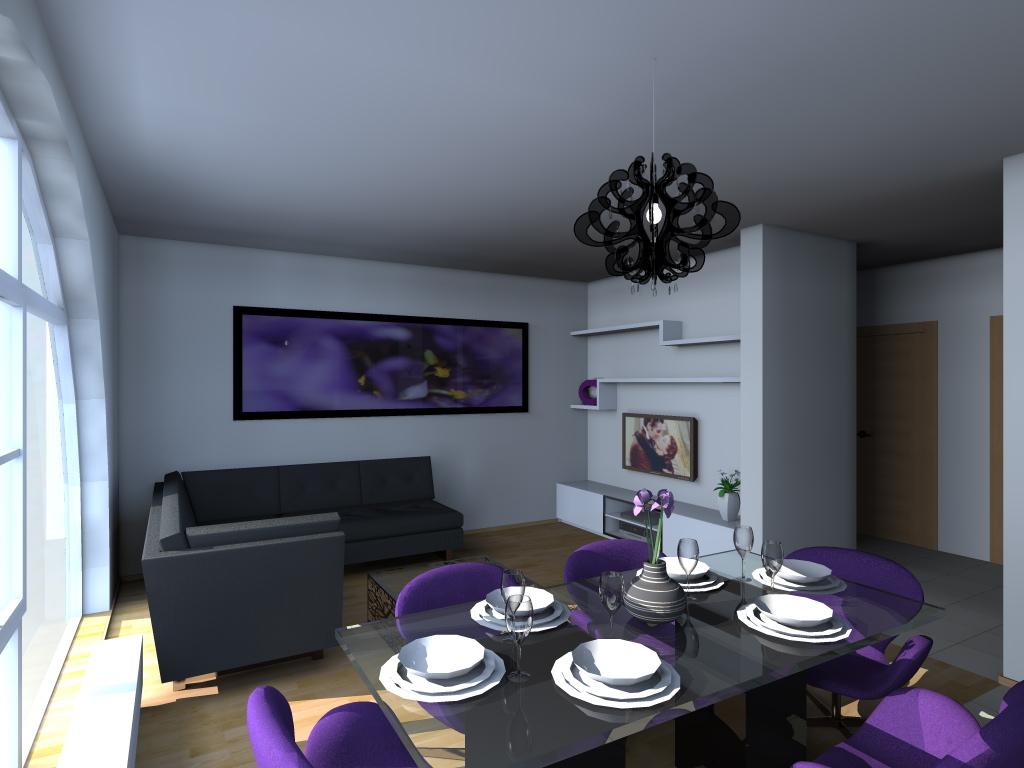 Studio type living room design condo interior design for for Studio type design