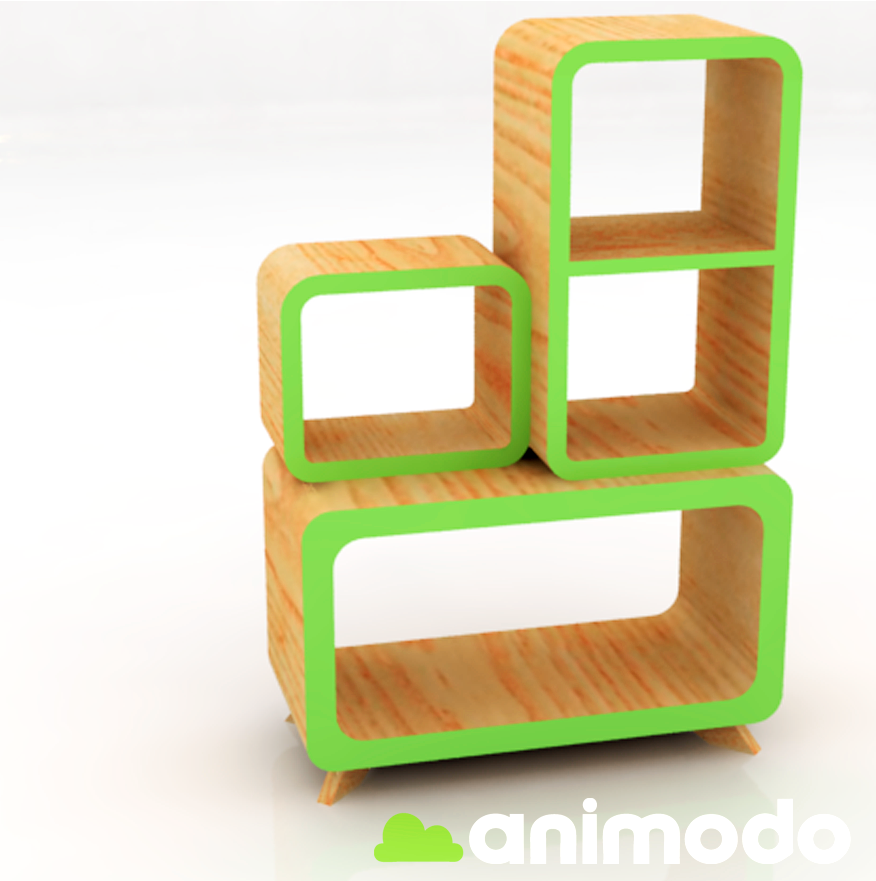 Mobiliario Animodo Linea Kids By Juan F Uribe At