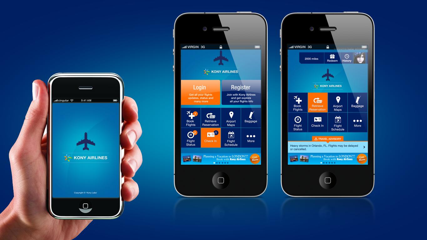 Mobile App UI / UX Designing by Kanthy Prasad Kalepu at Coroflot.com