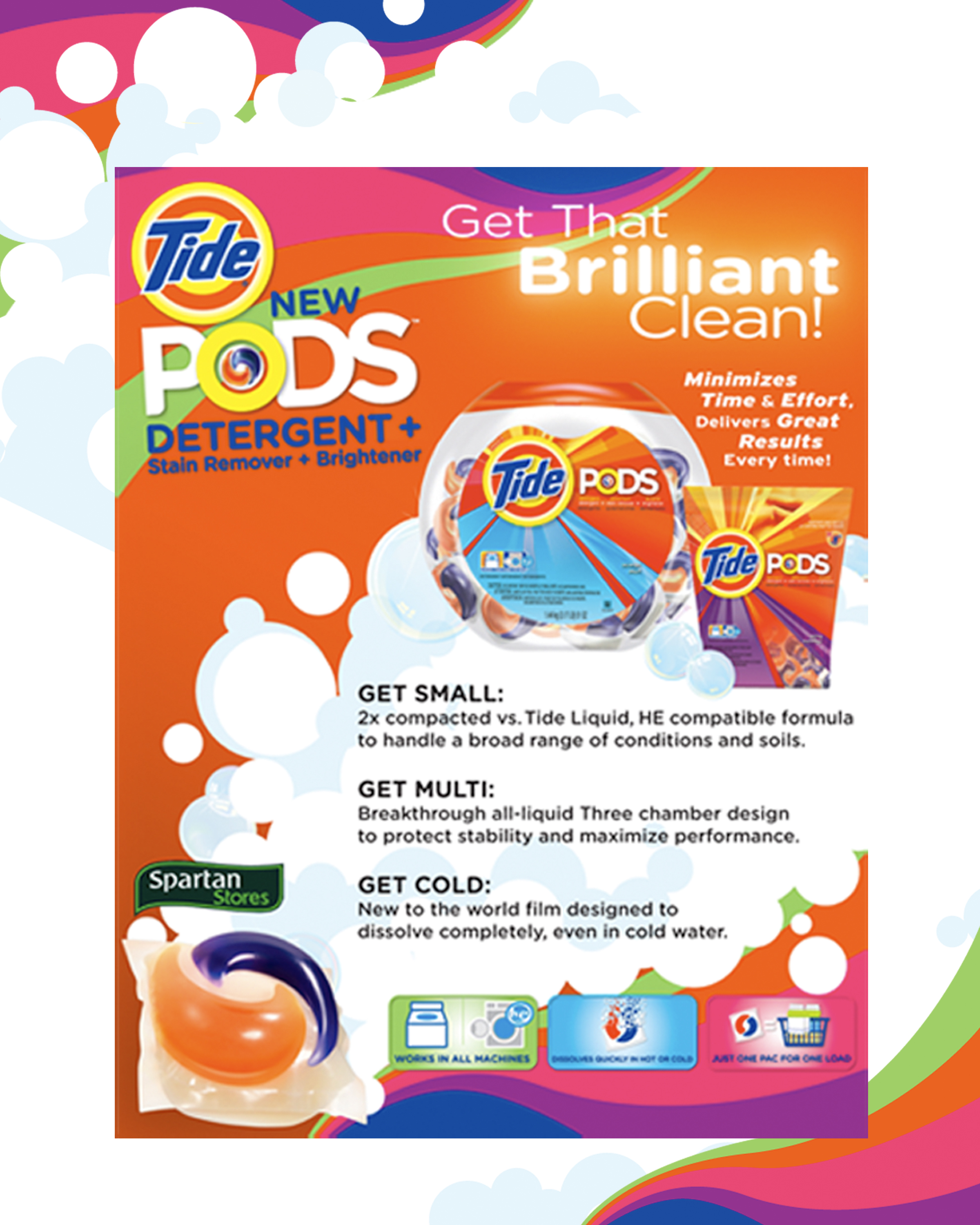 Tide pods coupons 2019