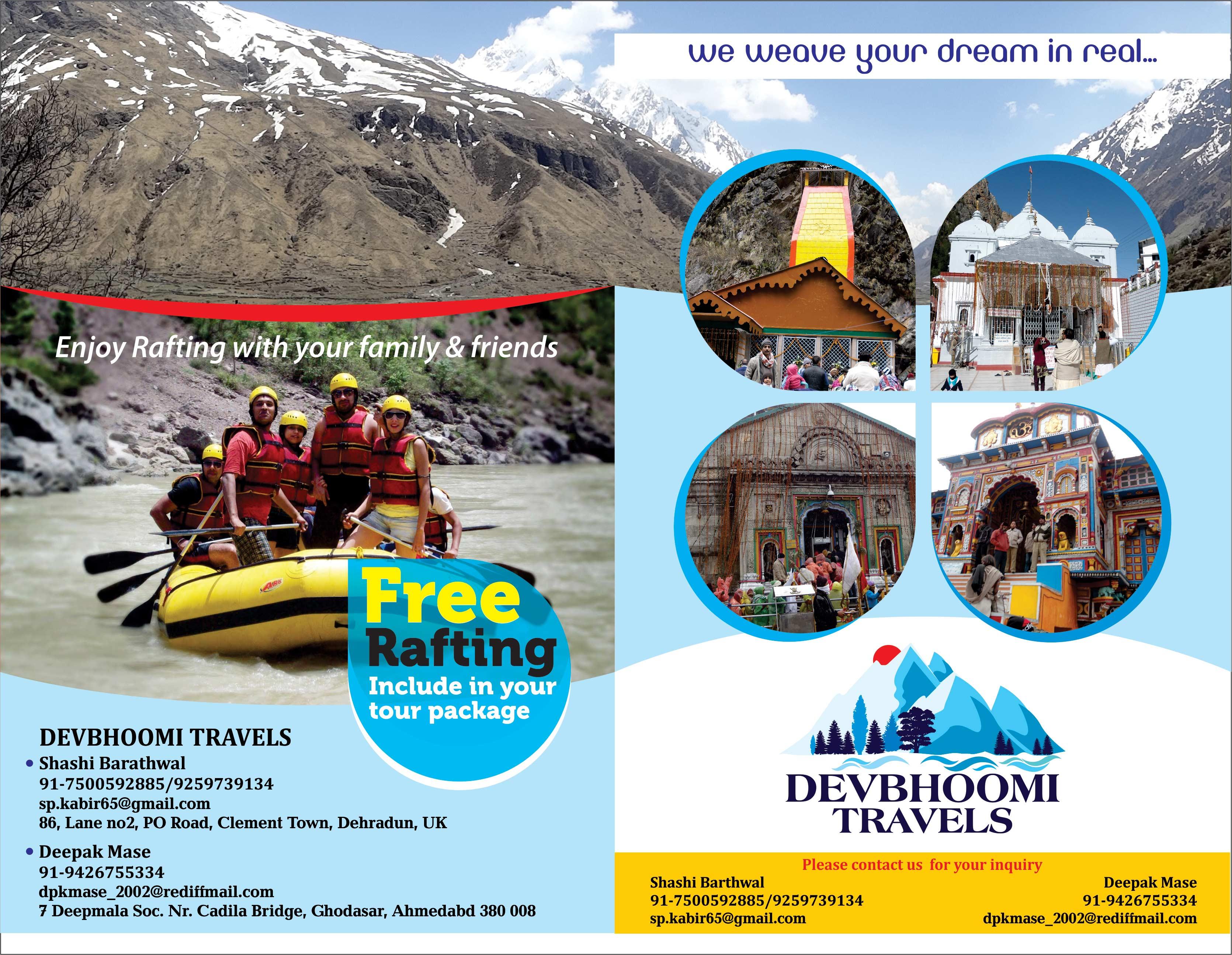 Travel Brochure by Keyur Payghode at Coroflot.com