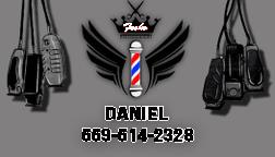 Barber business card by zeke mendez at coroflot coroflot my account colourmoves