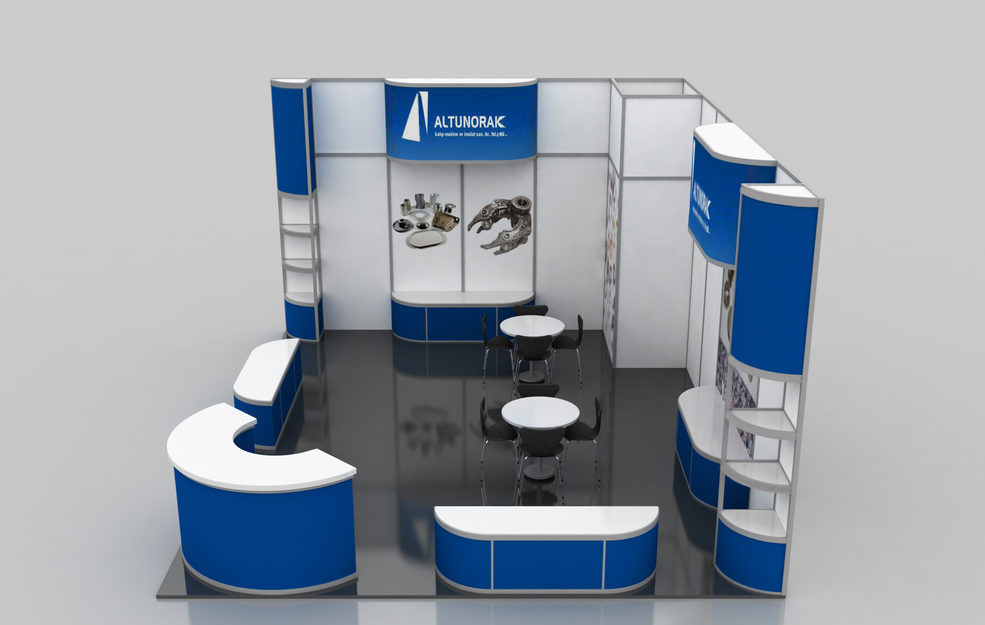 Modular Exhibition Stand Jobs : Modular exhibition stands by ozan soyupak at coroflot