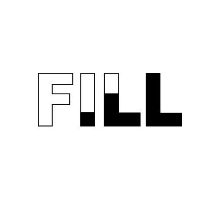 expressive typography word semantics by safinah ali at