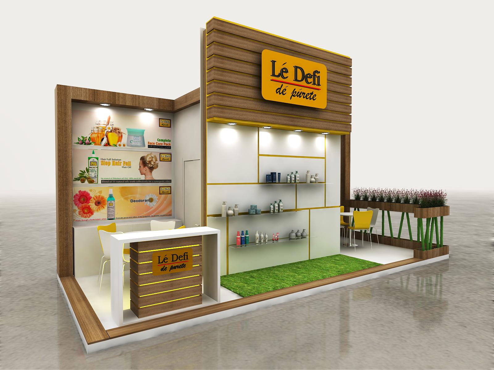 Exhibition Stand Design Coroflot : Le defi exhibition stand by theosign design at coroflot