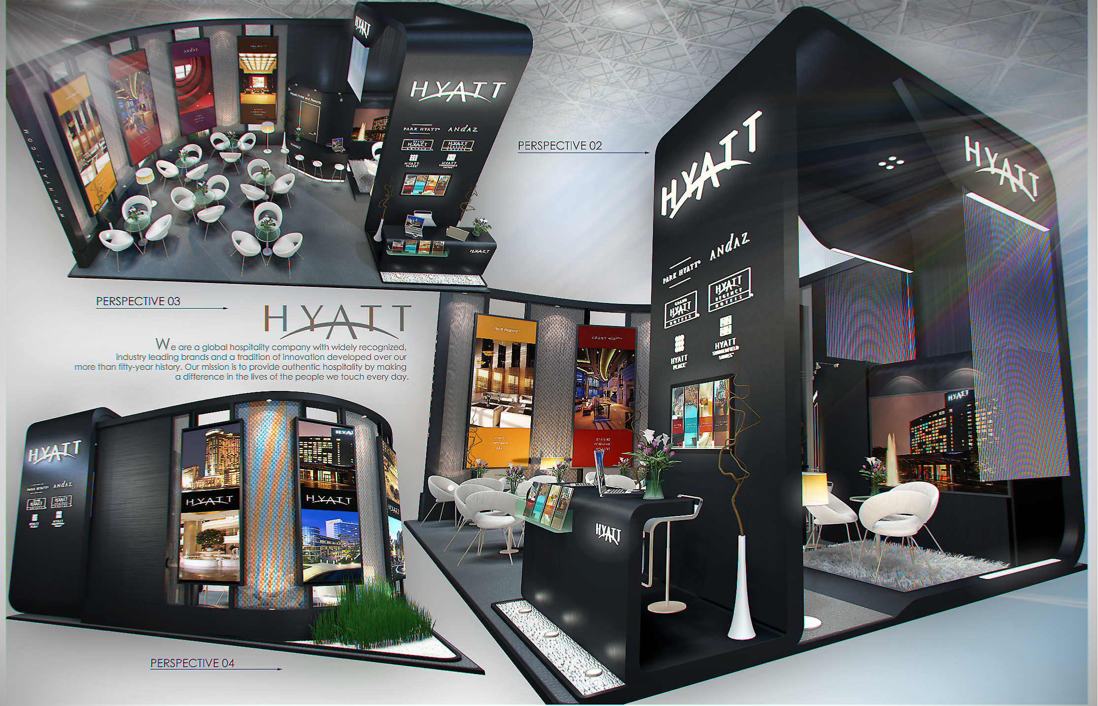 Exhibition Stand Design : Exhibition design ideas on pinterest stands