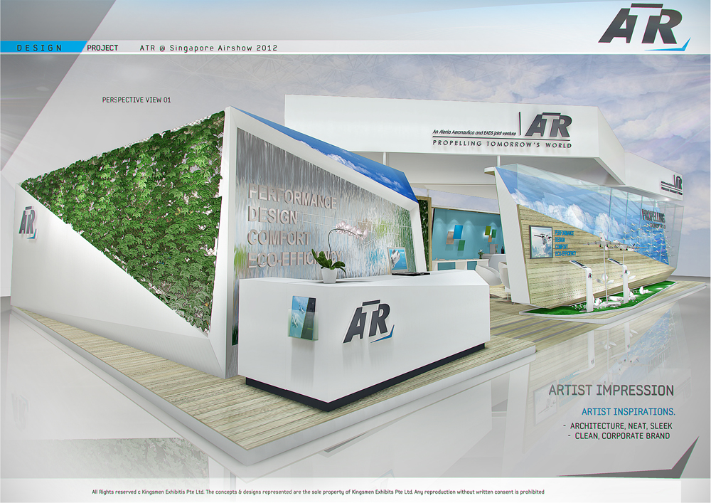 Exhibition Stall Design Coroflot : Exhibition design special booth by amornwat
