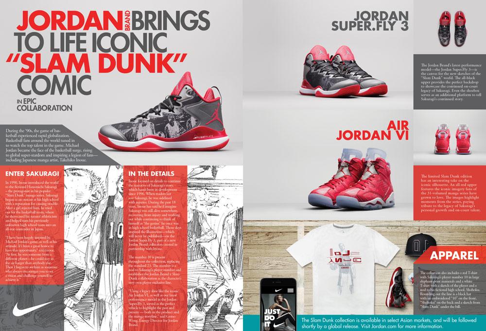 Nike Sales Sheet by Matt Willard at Coroflot.com