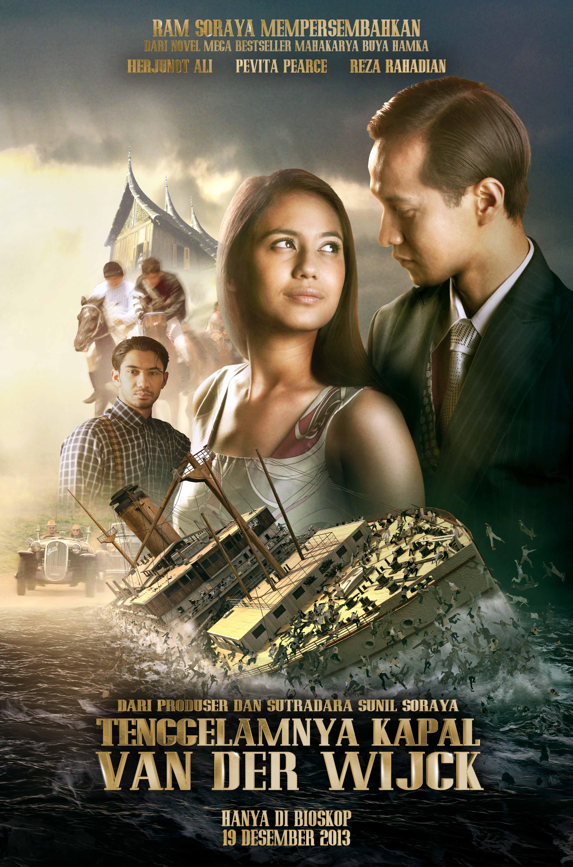 Nonton Tenggelamnya Kapal Van der Wijck (2013)