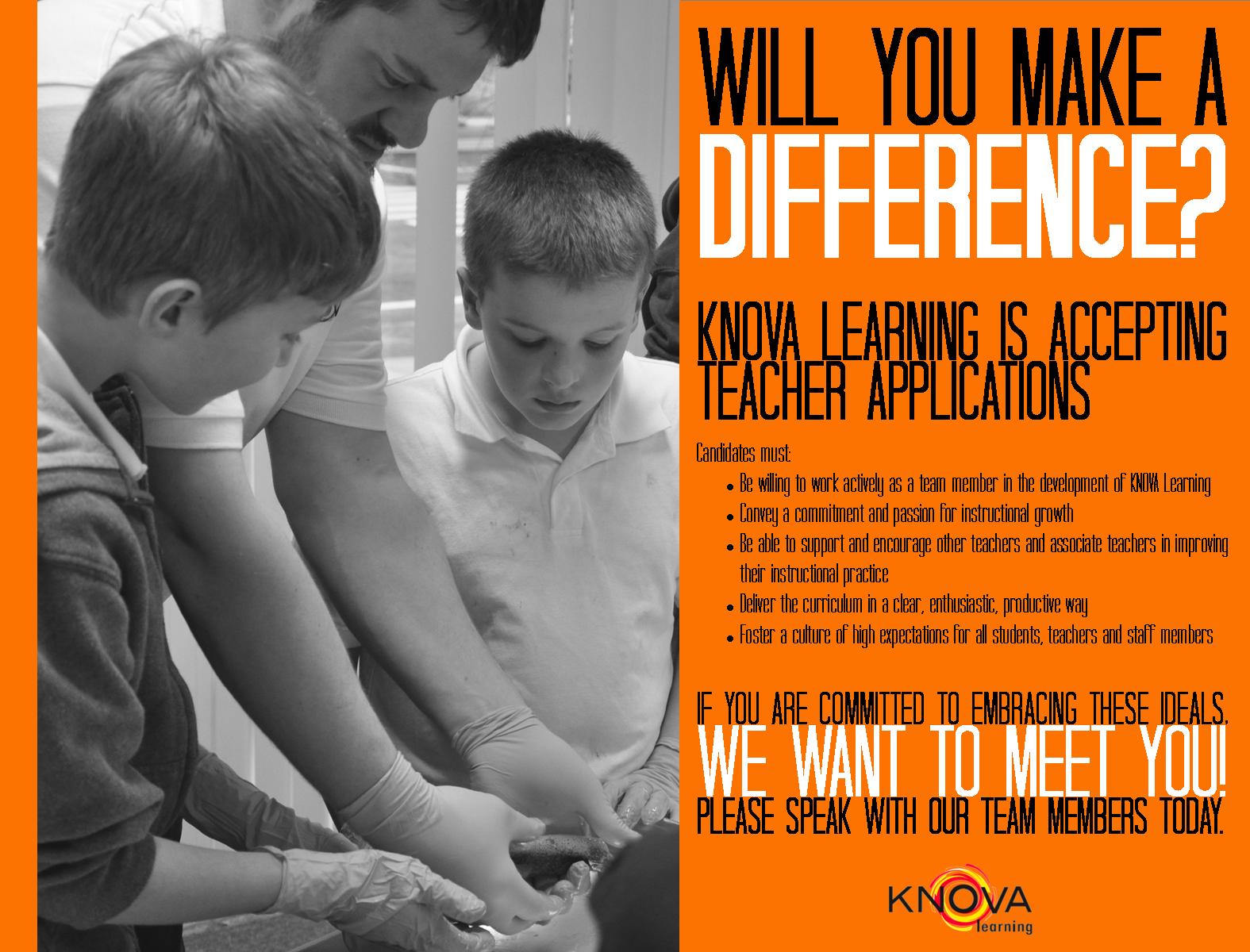 KNOVA Learning Public Charter School Work by Anna Alderson at ...