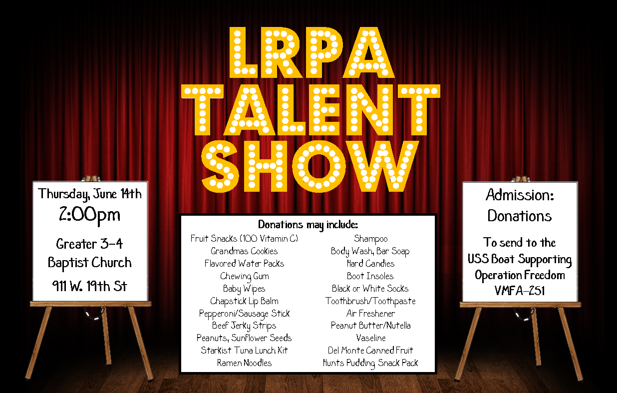 talent show flyers template free