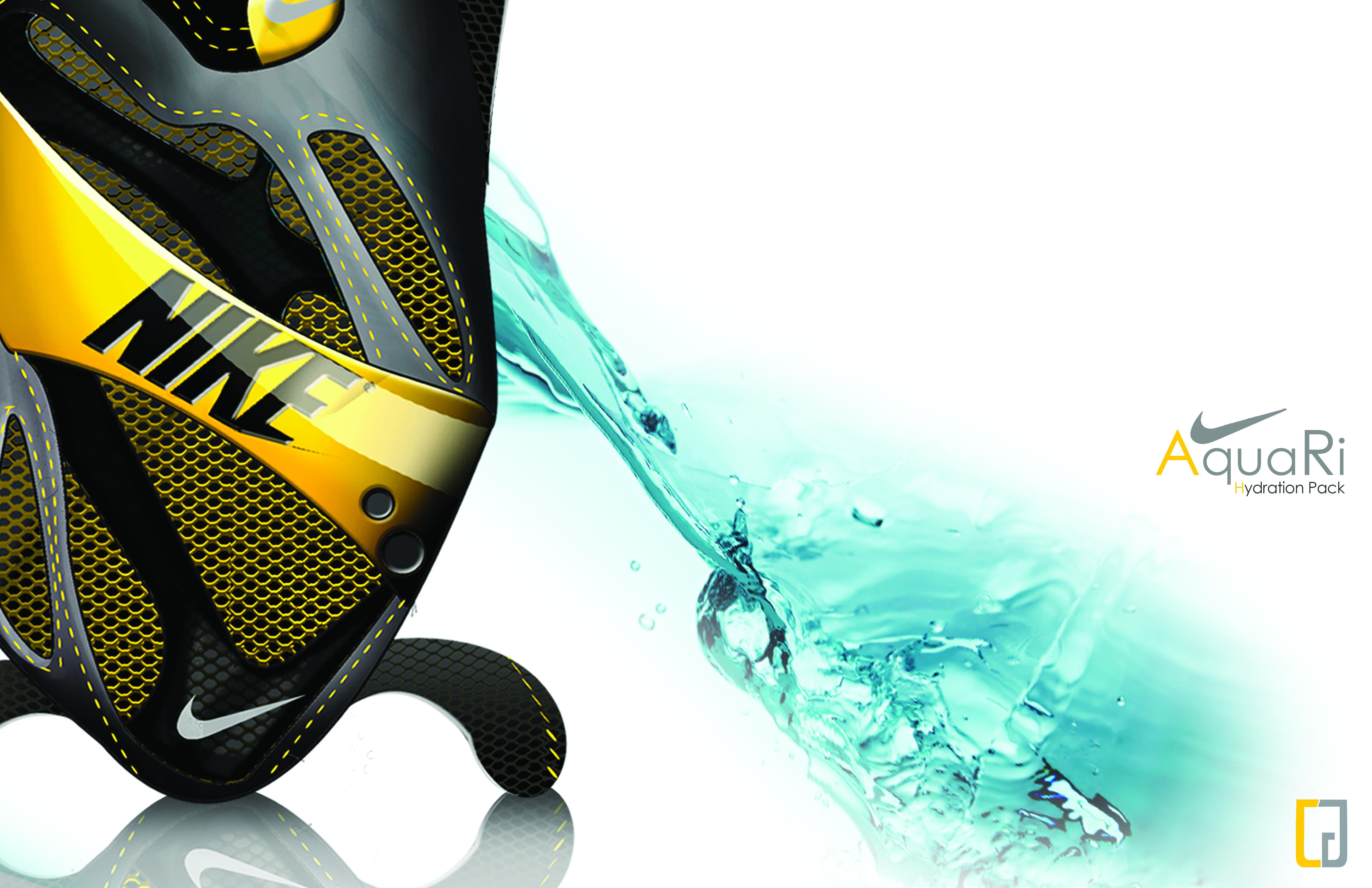 Nike Aquari // Hydration Pack Concept by Joseph K. Grace at ...