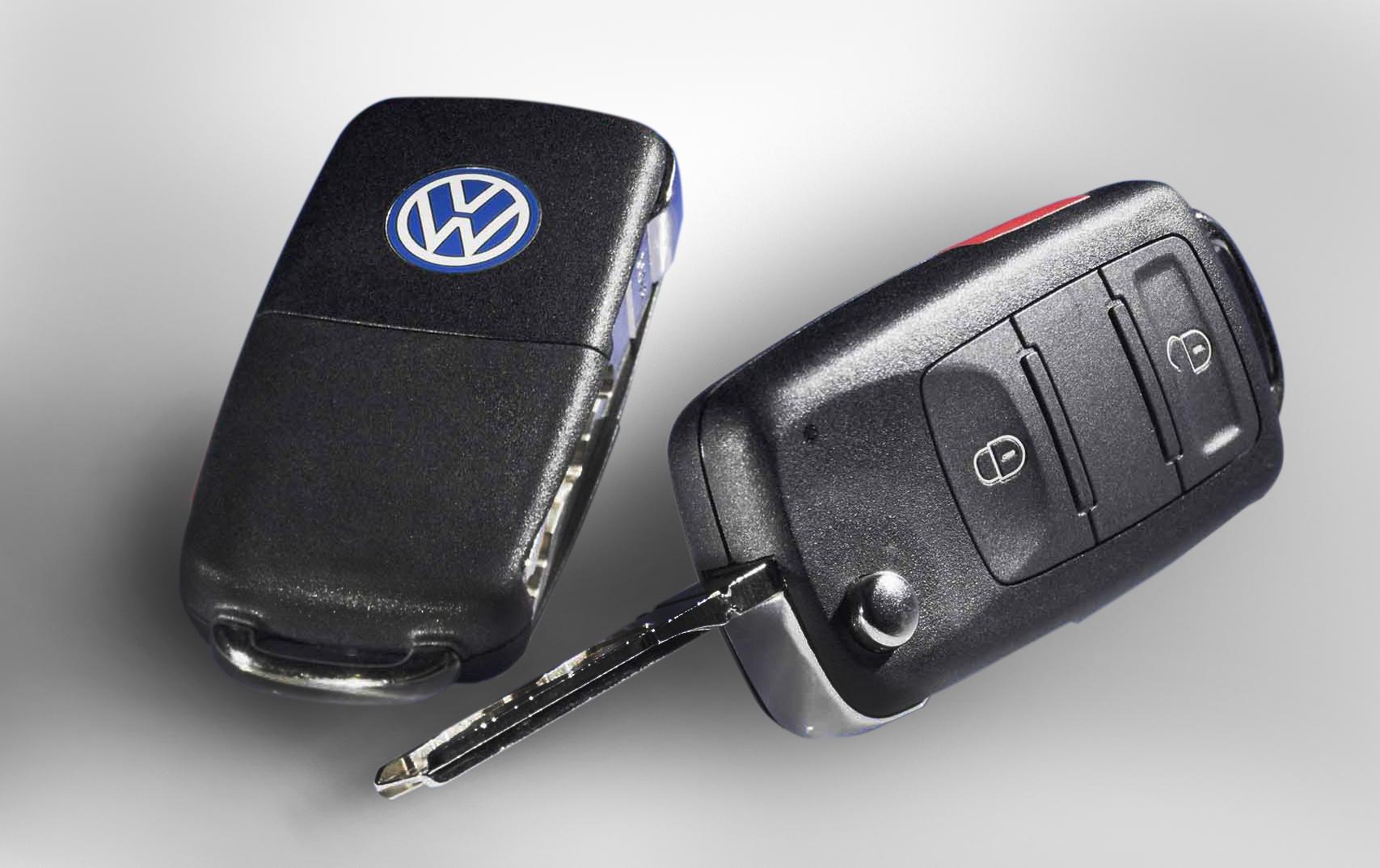 Lock Pick Key >> VW Key Fob by Daniel Woods at Coroflot.com