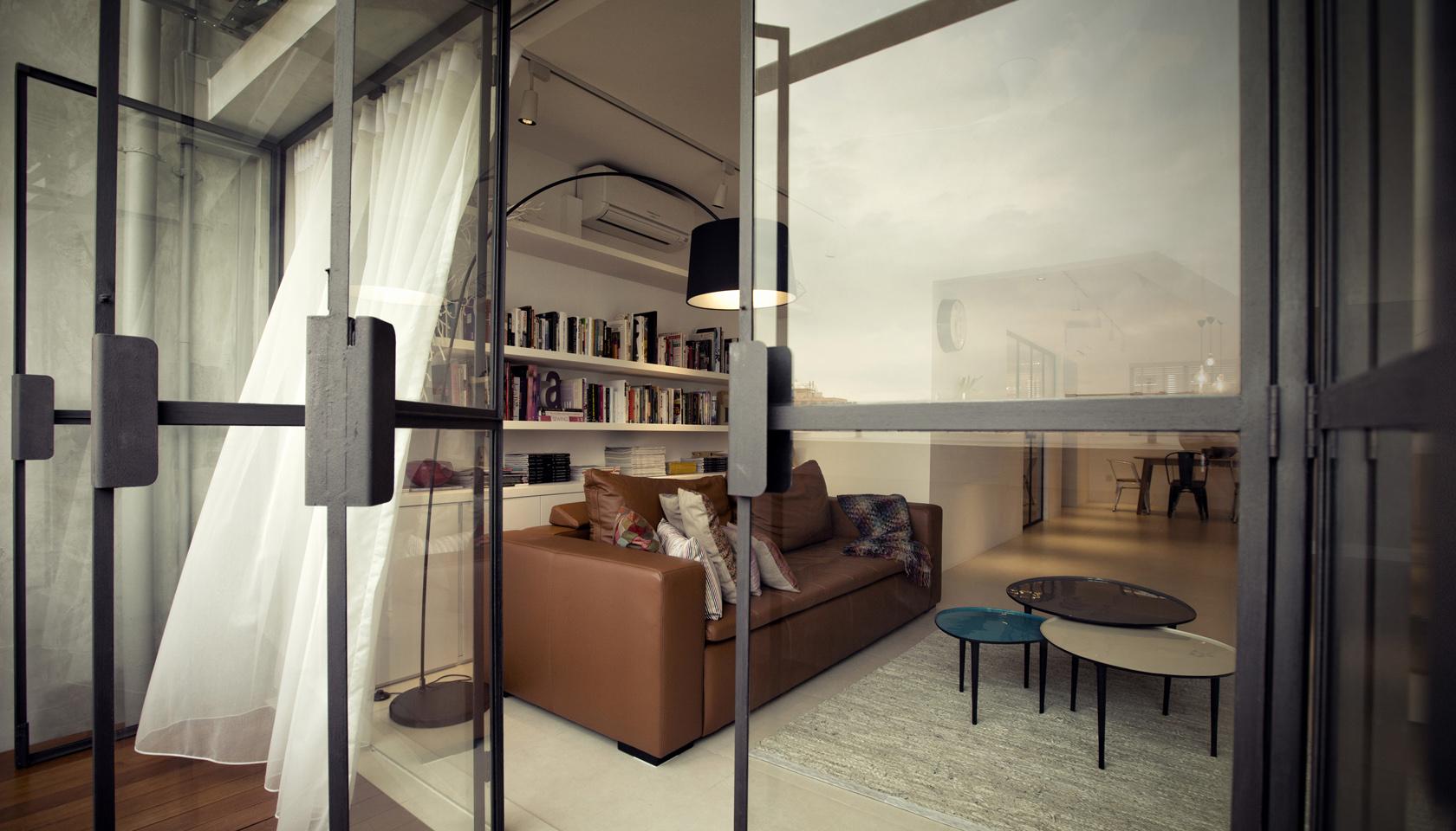G maisonette singapore by 0932 design consultants at for Maisonette plans