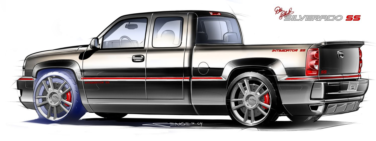 chevy silverado body autos weblog. Black Bedroom Furniture Sets. Home Design Ideas