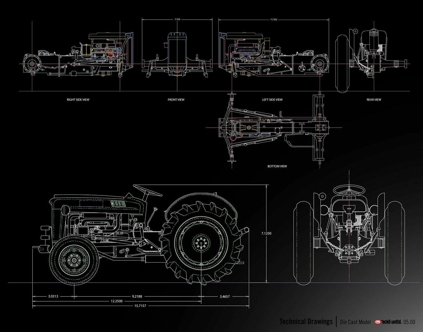 Technical by James Farran at Coroflot.com