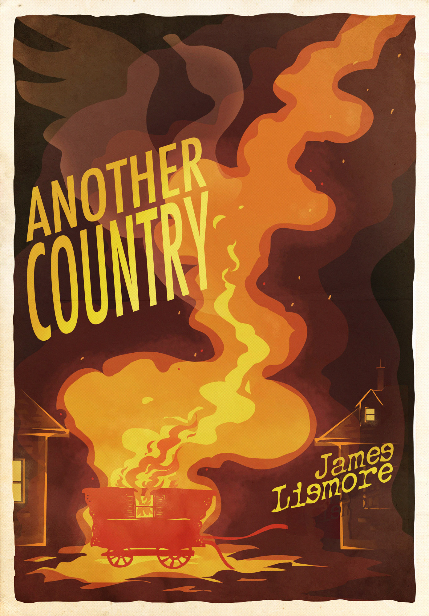 Country Cookbook Cover : Another country book cover by jordan collver at coroflot