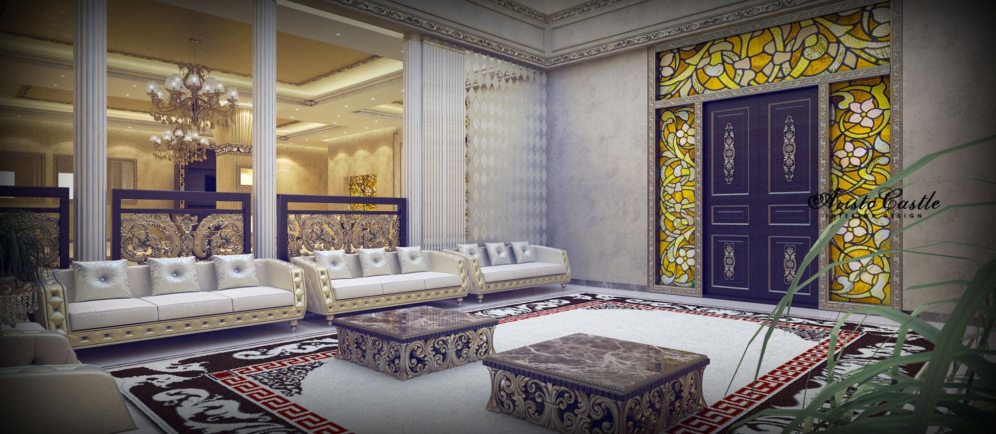 Classic Majlis Designs By Aristo Castle By Aristo Castle