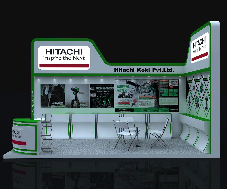 Exhibition Stall Measurements : Exhibition stall design by vaibhav shantaram jadhav at