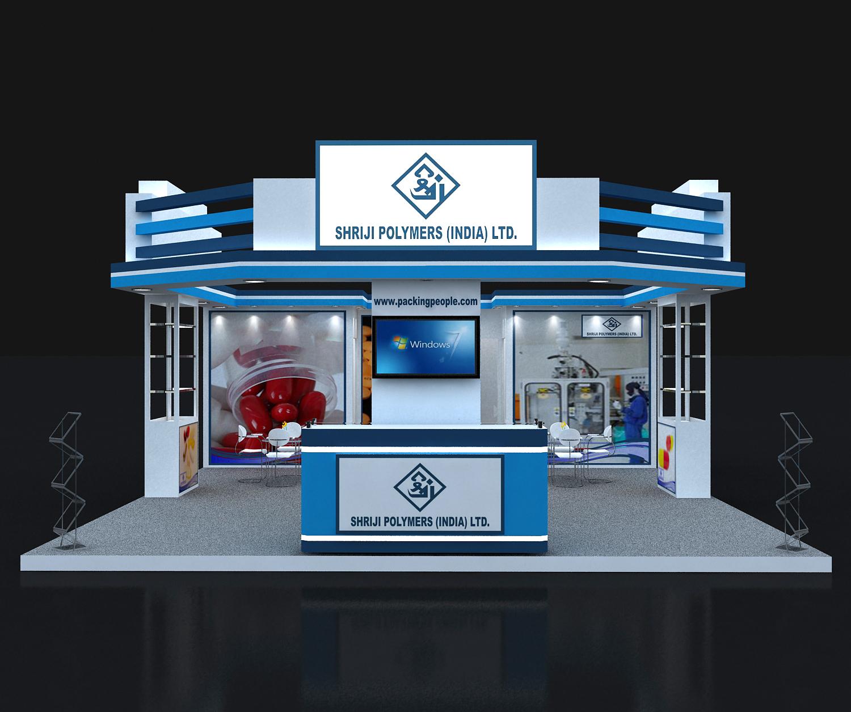 3d Exhibition Stall Design Full : Exhibition stall design by vaibhav shantaram jadhav at