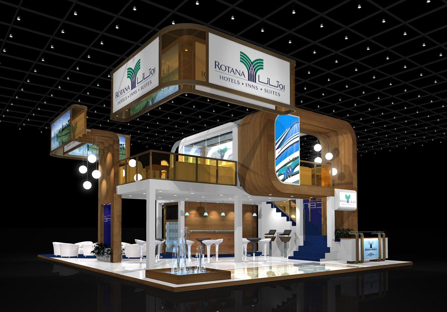Exhibition Stand Companies In Dubai : Portfolio by mary lou glory maravillas at coroflot