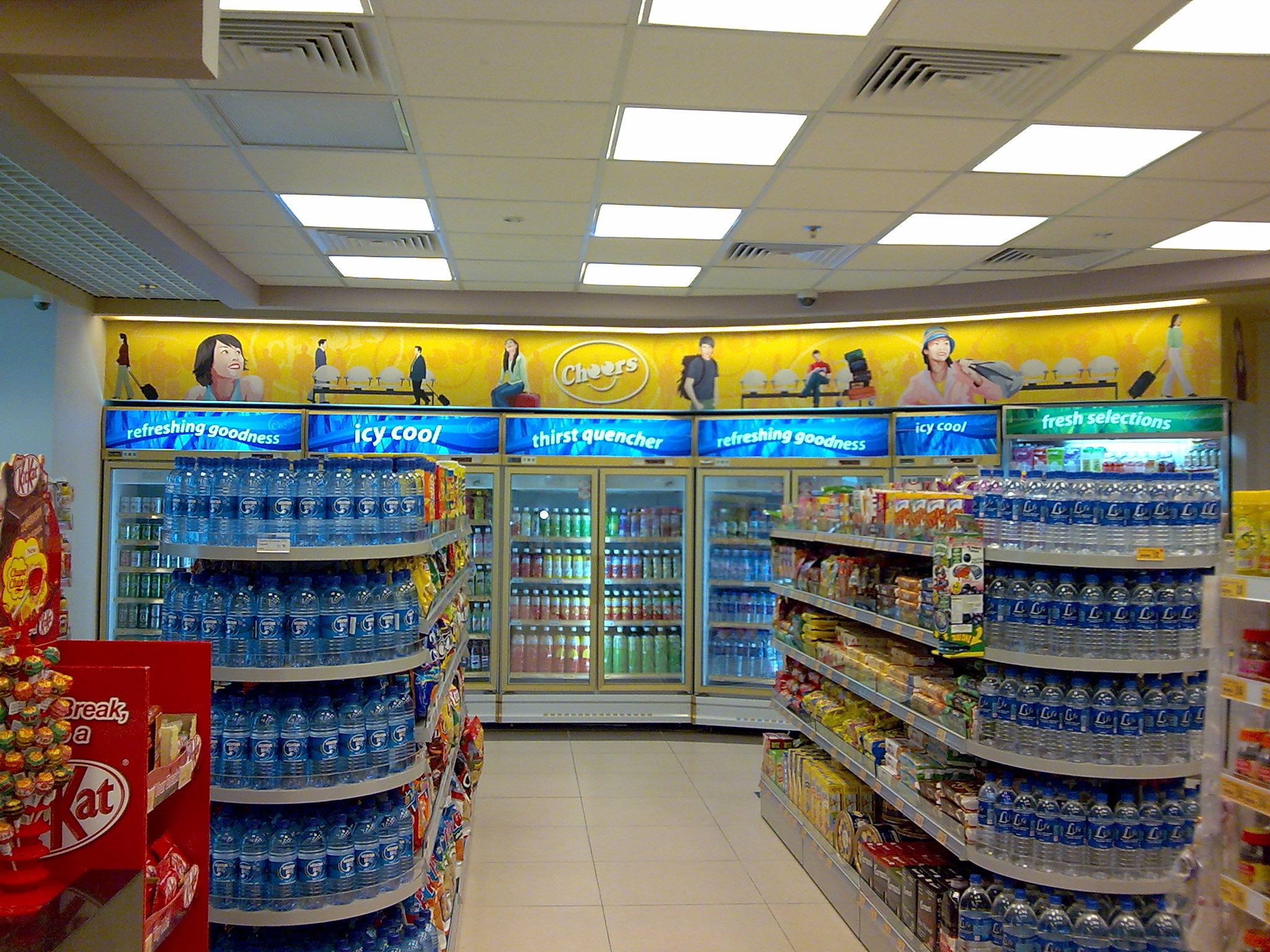 Supermarket Amp Convenience Store Design By Angeli Angeles