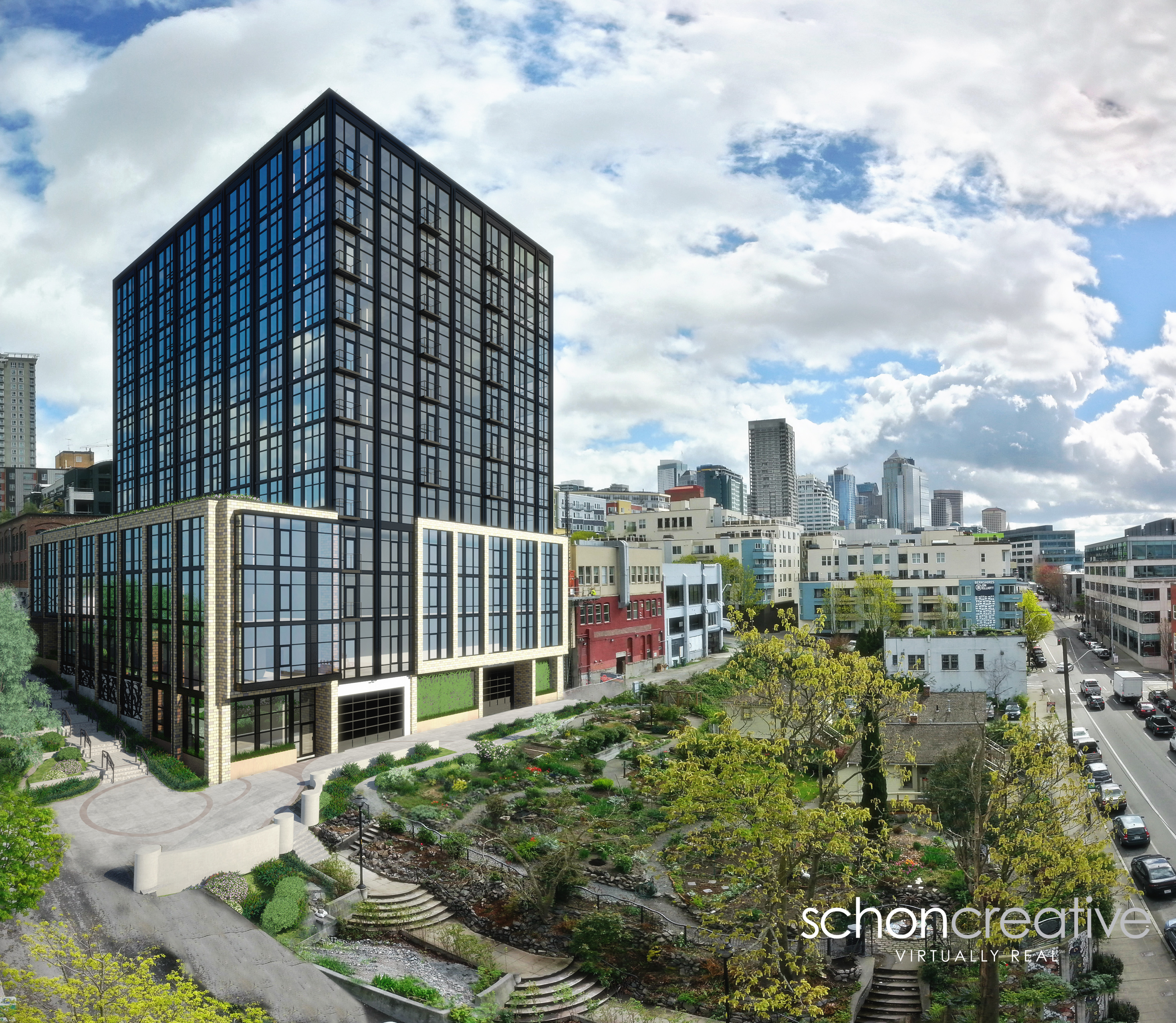 Towers Of Channelside Floor Plans: Schon Creative Animation - Virtually Real Since 1999