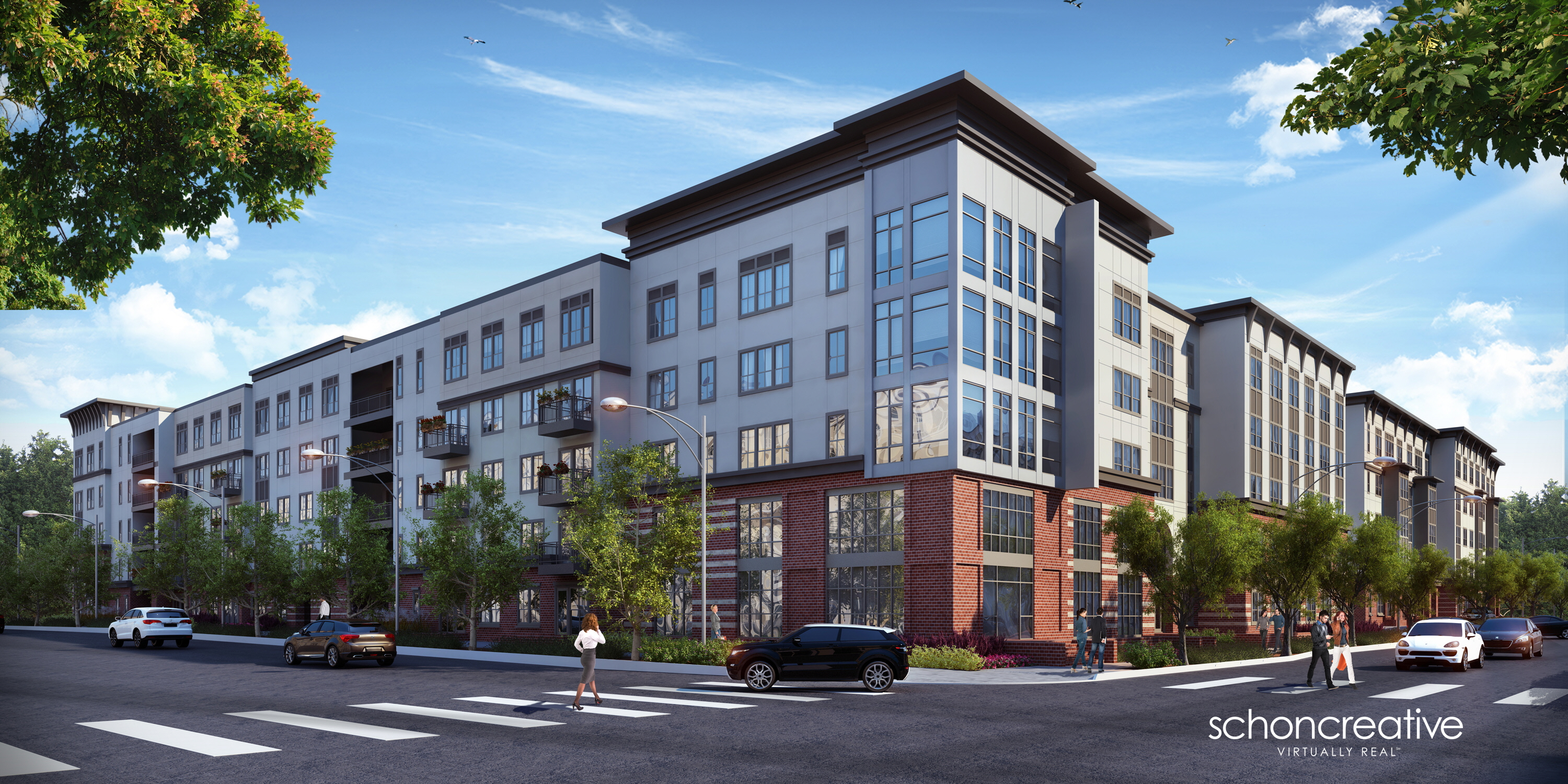 Trammell Crow – Fairmount