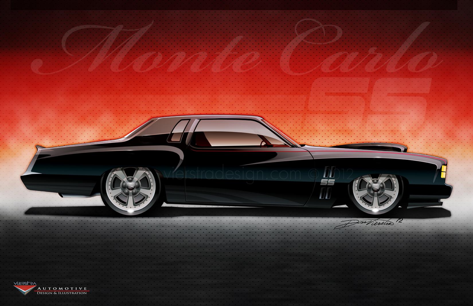 Chevrolet Monte Carlo Concept | Autos Weblog