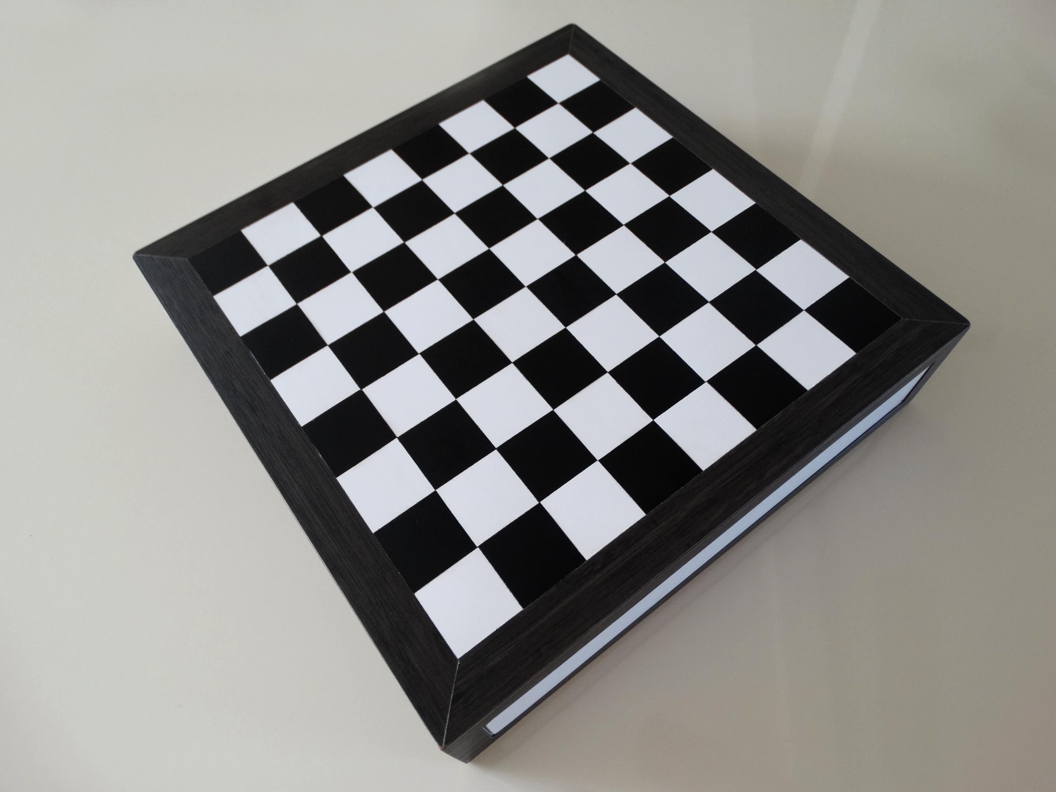 chessboard by david jan at coroflot com