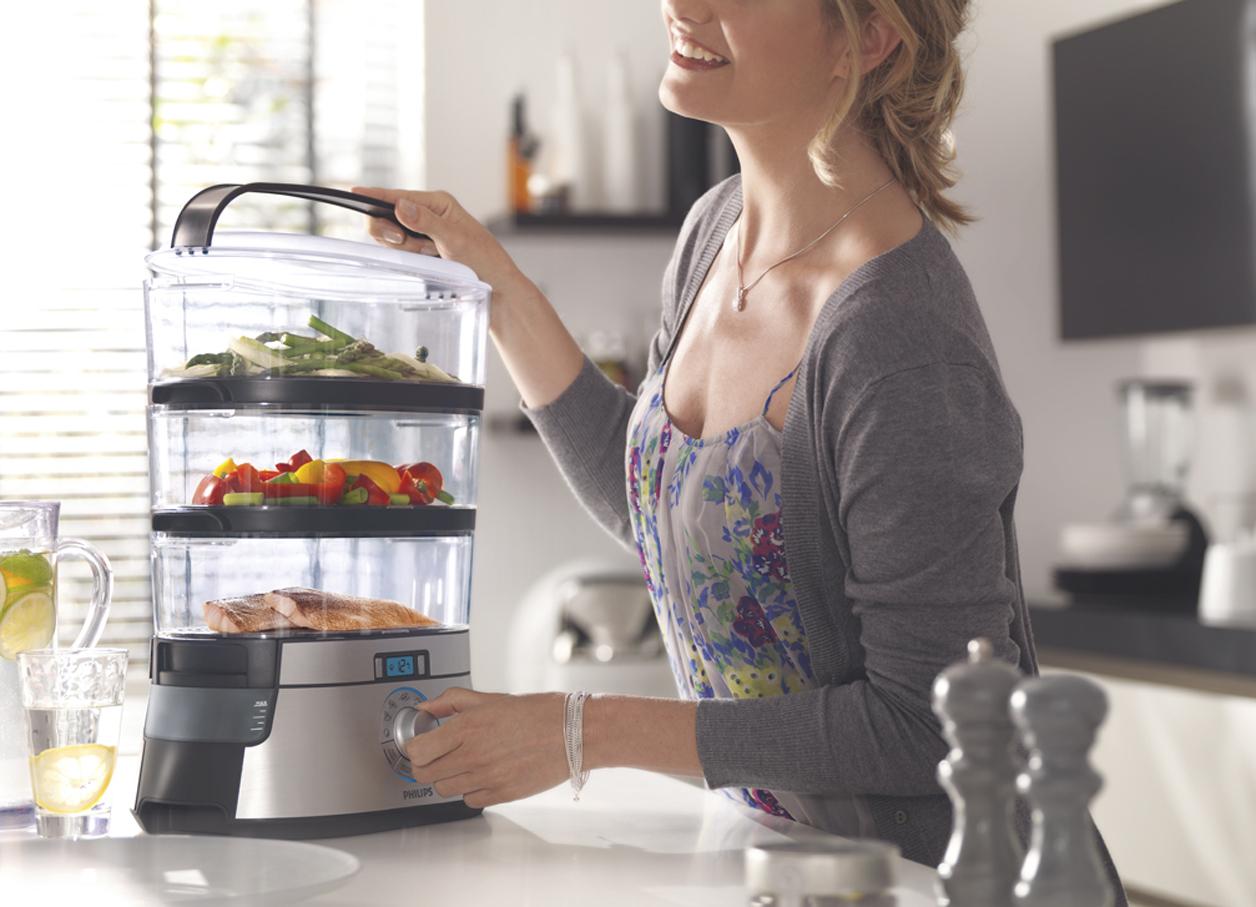 Кухонная техника и здоровое питание