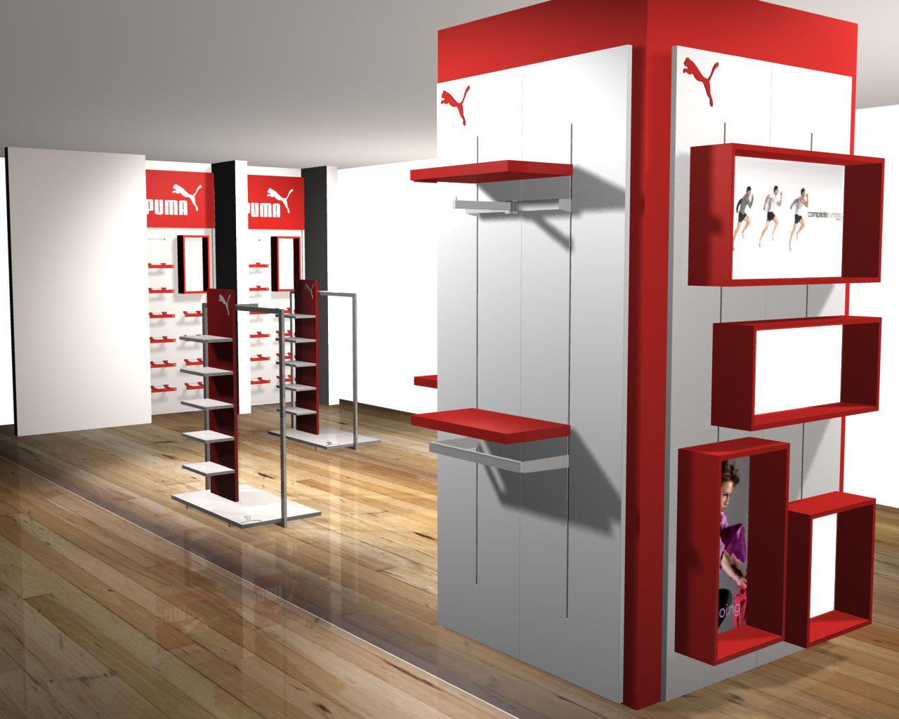 retail display Store design and retail strategy • primary objective: to implement  layout  sacrifices some retail storage and display space to create a more.