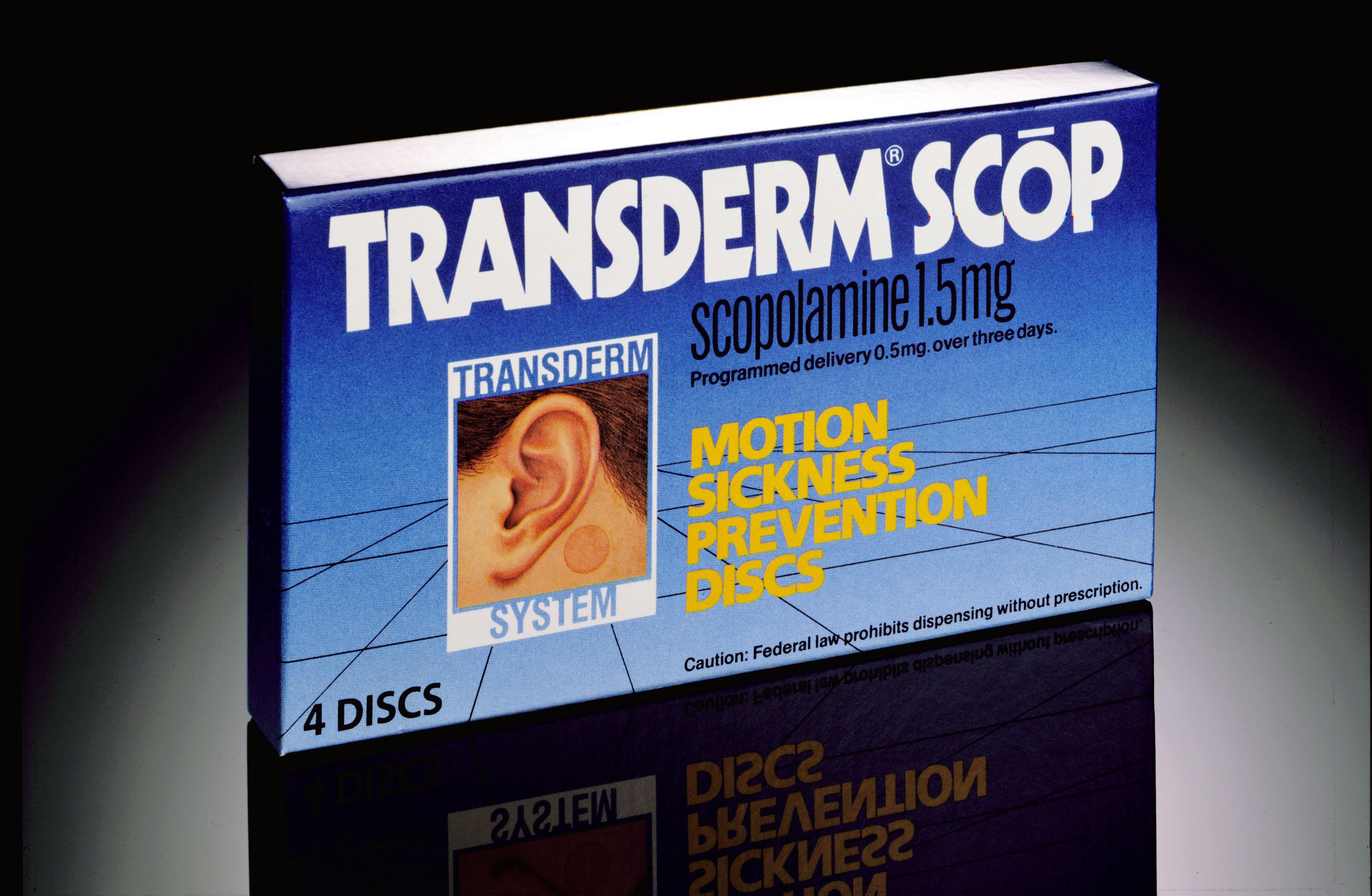 Transderm-Scop 1.5 Patch