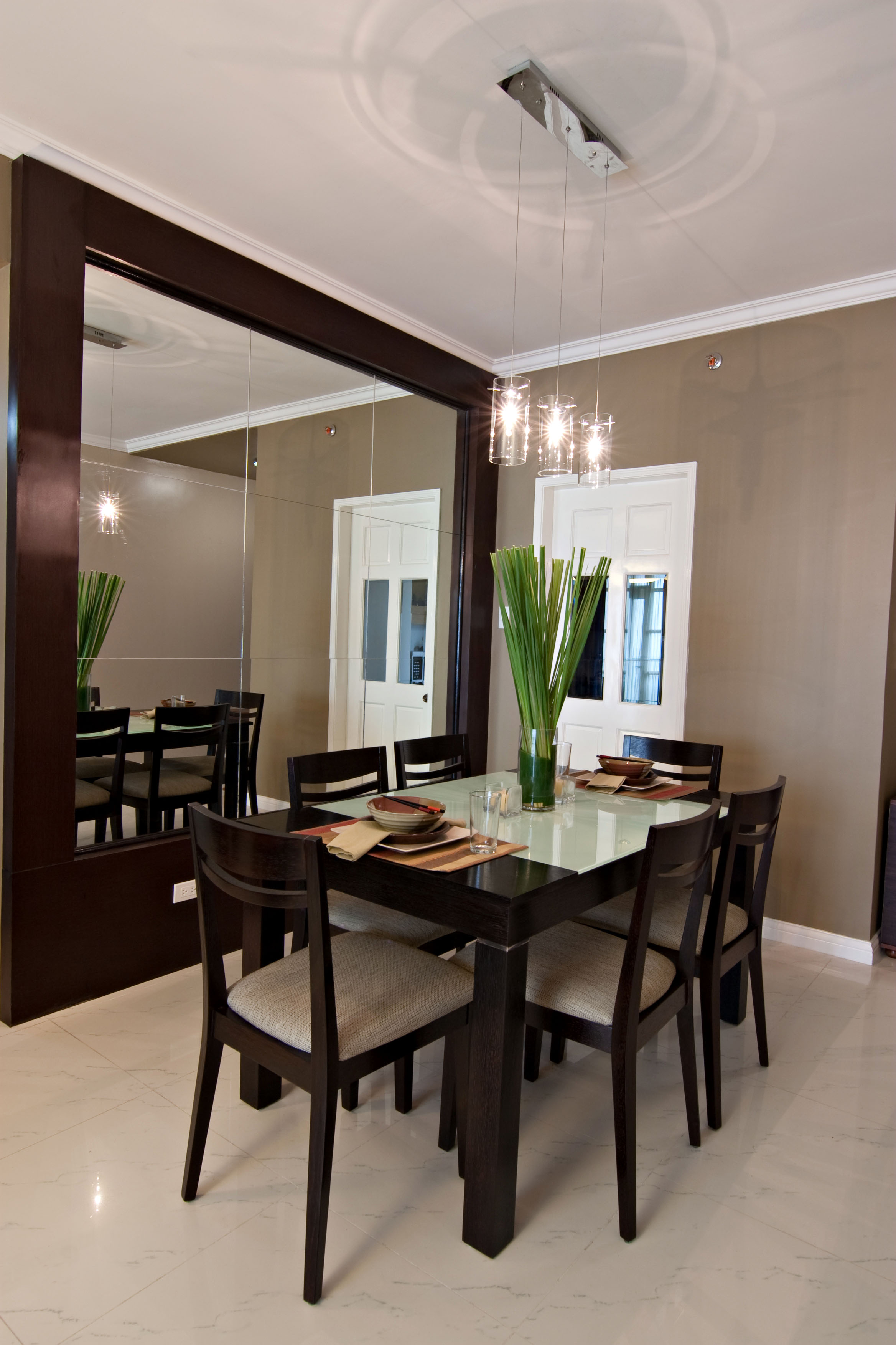 Citylights garden condominium by adrian del monte at for Condo interior design philippines