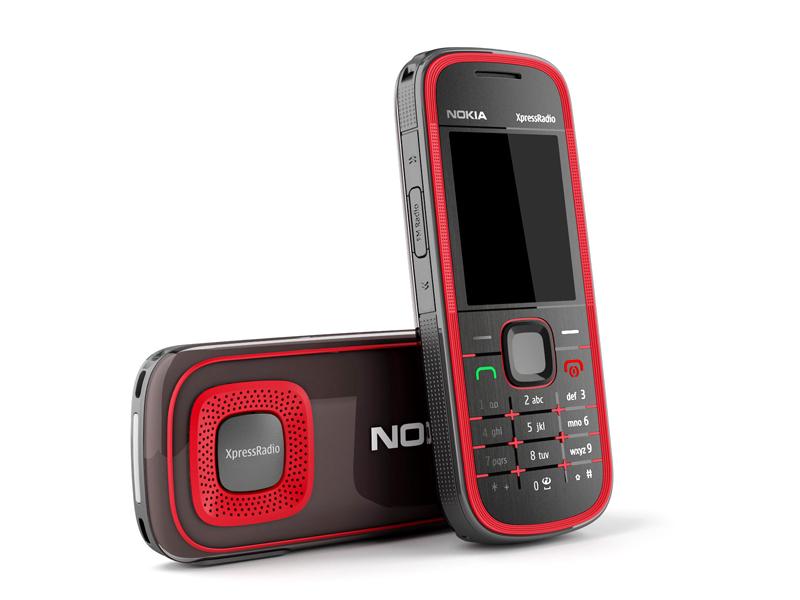 Nokia 5030 XpressRadio design by Xiaoxi Shi at Coroflot.com