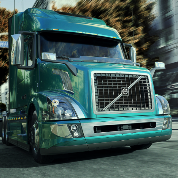 Dale Smith, Digital sculptor at Volvo Truck USA in ...