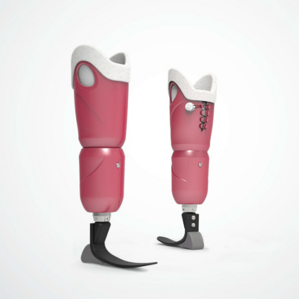 rabbit leg prothesis Lower limb prosthesis notice: the normal gait cycle is comprised of the stance phase, the period when the leg is on the ground, and the swing phase.