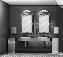 Commercial Bathroom Renovation By Jean Marie Keil At
