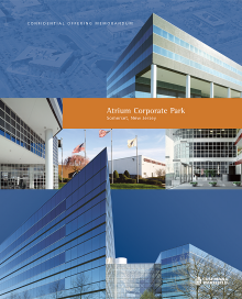 Offering memorandum by alex tse at coroflotcom for Real estate offering memorandum template