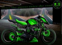 Kawasaki H And Hr Difference
