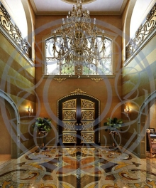 Hisham mekkawi interior designer in riyadh beirut for Interior design companies in riyadh