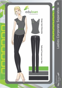 Range Building Corporate Clothing Design Board 11 Files
