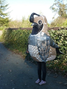 Quail Costume By Emily Robinson At Coroflot Com