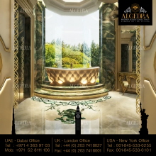 Luxurious Interior Design in Dubai by ALGEDRA