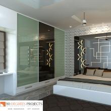 Interior Design Office Md Cabin By Khaja Arifuddin At