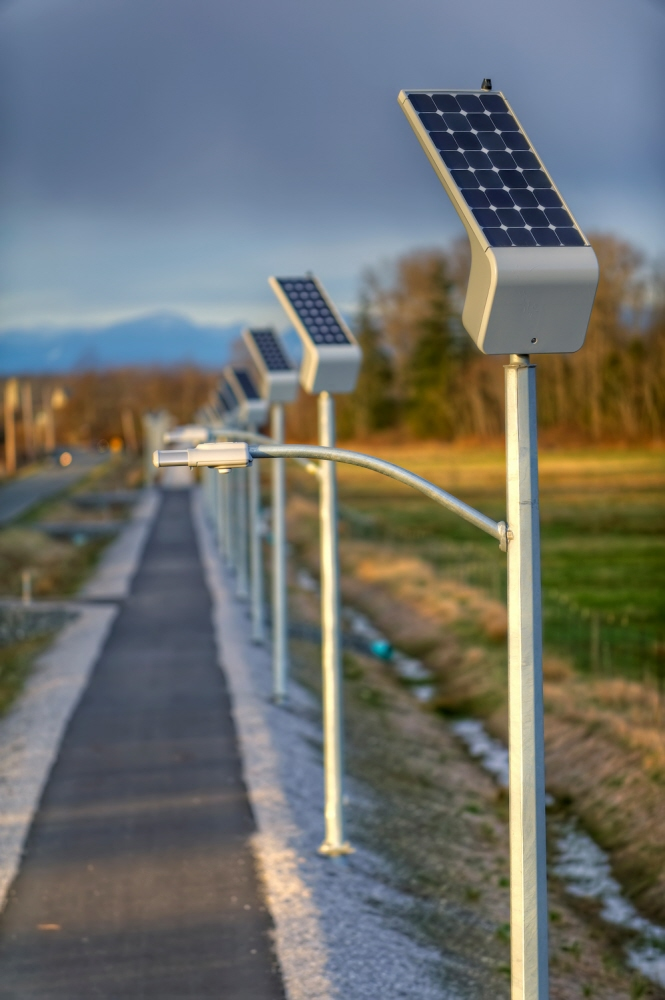Carmanah Evergen 1710 Solar Area Lighting System By