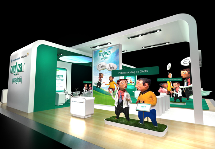 Exhibition Stand Jobs : Exhibit design medical by patrick kelly at coroflot