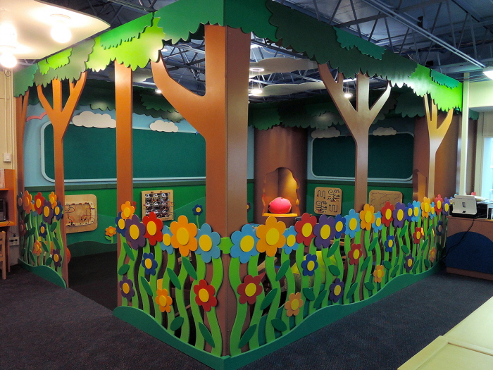 Childrens Library Design By Janice Davis At Coroflot Com